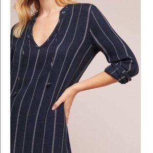 Anthropologie Cloth & Stone Versify Tunic Dress XL